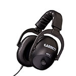Garrett MS-2 Headphones with Waterproof Connector