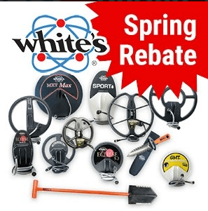 Whites Spring 2018 Hunting Rebate