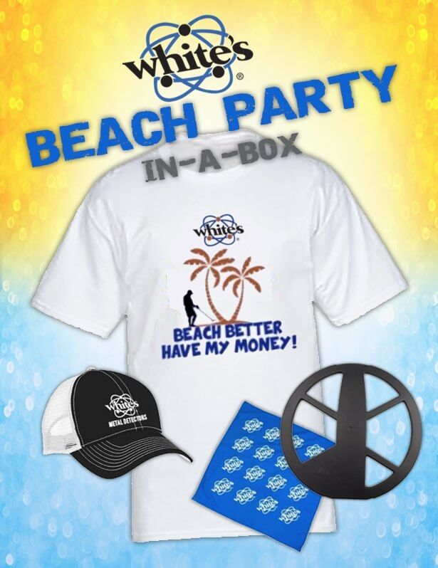 Whites Spring 2018 Summer Beach Party Rebate